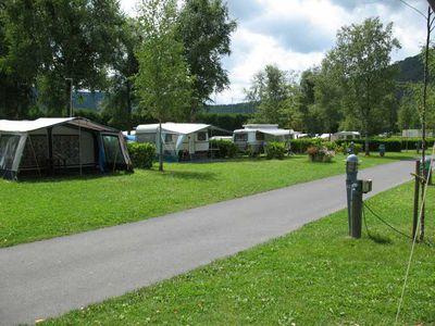 Camping Les Bateaux