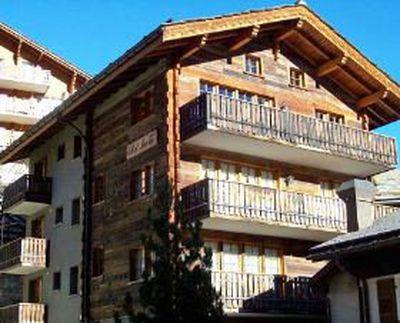 Vakantiehuis Old Saas Fee