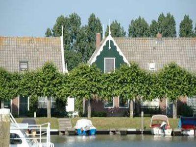 Vakantiehuis Aan de Haven