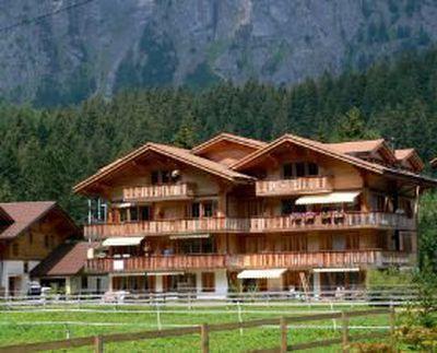 Appartement Résidence Schweizerhof