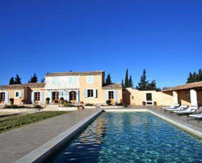 Villa Mas Coucourelle