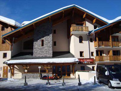 Appartement Résidence La Turra & Chalets