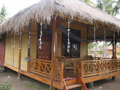 Bungalow Gili Air Santay
