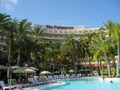 Hotel Riu Palace Palmeras