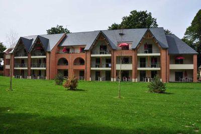 Appartement Residence Château de Prêtreville