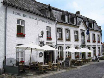 Hotel Fletcher Hotel-Restaurant La Ville Blanche