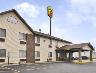 Hotel Super 8 Rantoul, IL