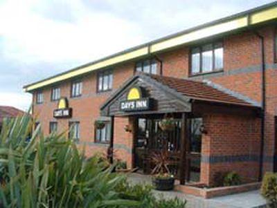 Hotel Days Inn Warwick South M40