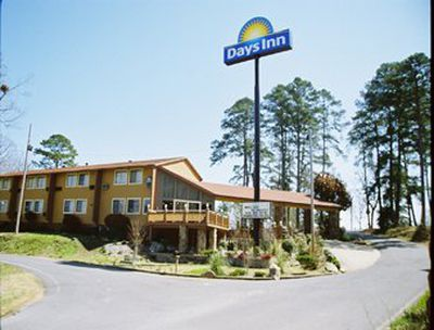 Hotel Days Inn Hot Springs