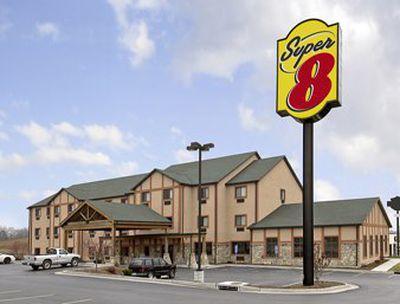 Hotel Super 8 Columbia East