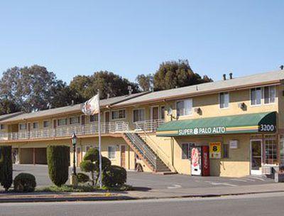 Hotel Super 8 Palo Alto Stanford Univ Area