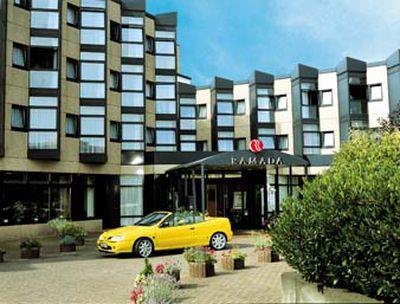 Hotel H+ Hotel Köln Brühl