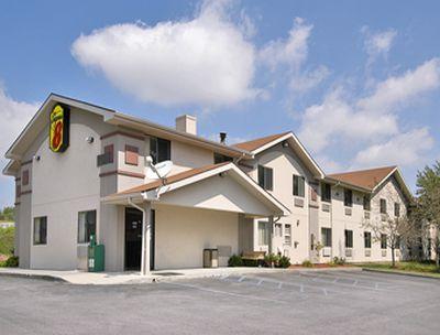 Hotel Super 8 Lewisburg, WV