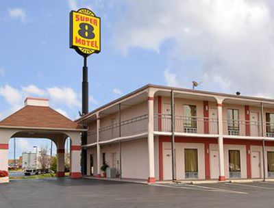 Hotel Super 8 Lebanon Nashville Area, TN