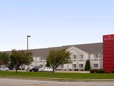 Hotel Ramada Urbana, IL
