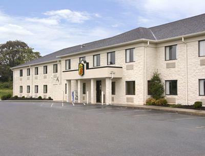 Hotel Super 8 Bedford, VA