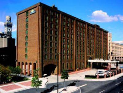 Hotel Days Inn Baltimore Inner Harbor