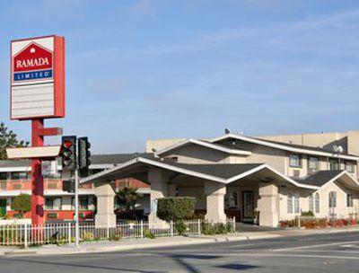 Hotel Ramada Limited Salinas, CA