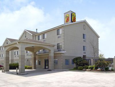 Hotel Super 8 Pasadena, TX