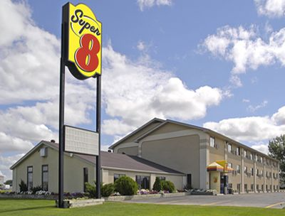 Hotel Super 8 Watertown, SD