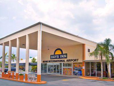 Hotel Days Inn Miami International Airport