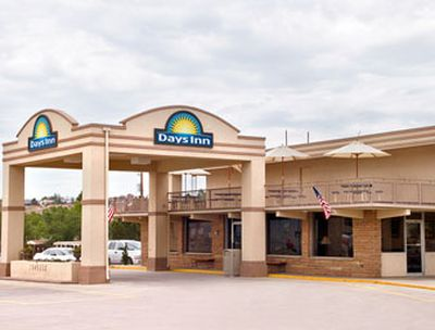 Hotel Days Inn Rock Springs, WY