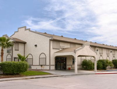 Hotel Super 8 Blythe, CA