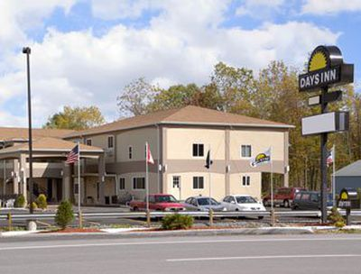 Hotel Days Inn & Suites Niagara Falls Buffalo