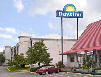 Hotel Days Inn Roanoke Civic Center Downtown