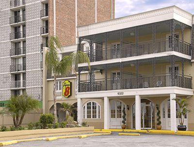 Hotel Super 8 New Orleans, LA