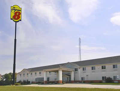 Hotel Super 8 Urbana, IL