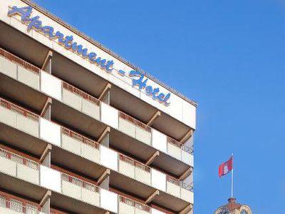 Aparthotel Apartment-Hotel Hamburg Mitte