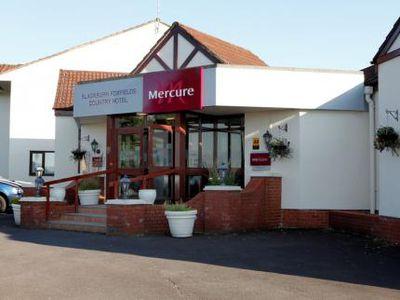 Hotel Mercure Blackburn Foxfields