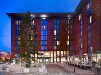 Hotel Hilton Garden Inn Birmingham Brindleyplace