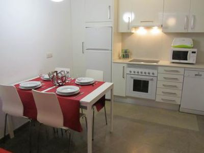 Appartement Living-Valencia