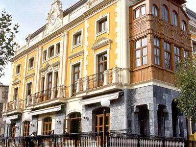 Hotel Sercotel Gran Hotel Puente Colgante