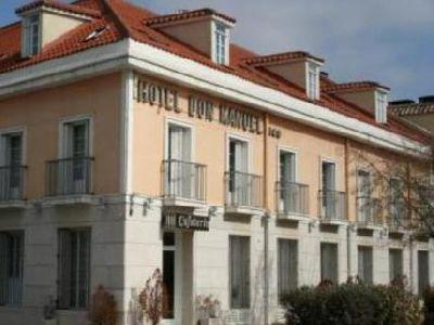 Hotel Egido Don Manuel