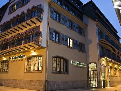 Hotel Le Colombier Obernai
