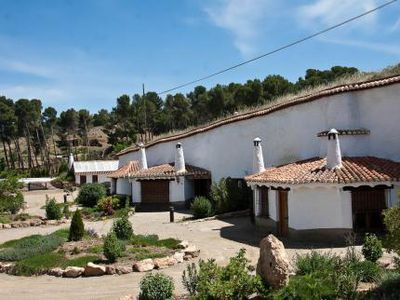 Appartement Cuevas Del Zenete