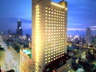 Hotel Howard Plaza Kaohsiung