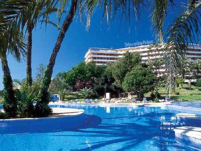 Hotel Grupotel Valparaiso Palace