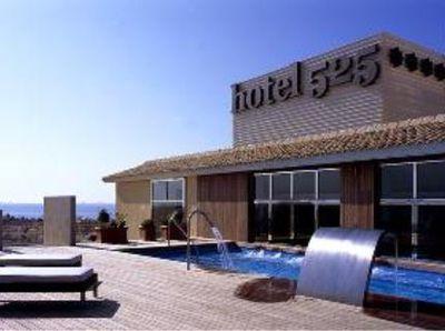 Hotel Husa 525