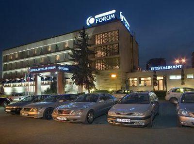 Hotel Central Forum
