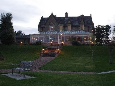 Hotel Best Western Lochardil House