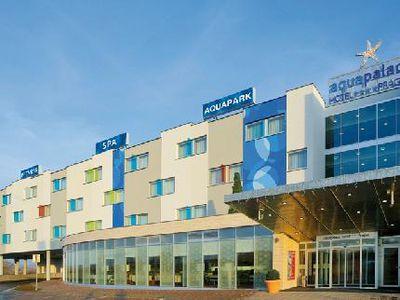Hotel Aquapalace & Aquapark Cestlice