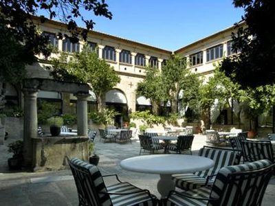 Hotel Parador de Trujillo-Santa Clara Klooster