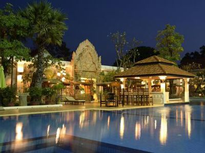 Hotel Somadevi Angkor