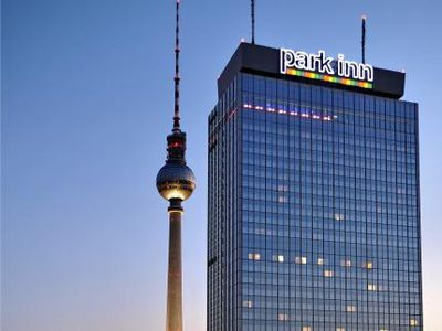 Hotel Park Inn by Radisson Berlin Alexanderplatz