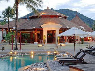Hotel Pavilion Samui Boutique Resort