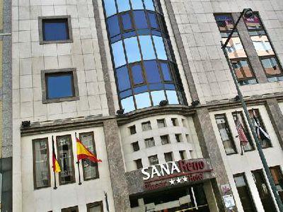 Hotel Sana Classic Reno
